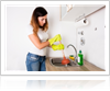 How to avoid garbage disposal clogs