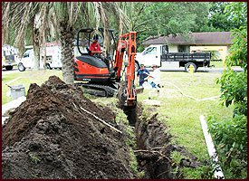 Gas Line Repairs and Replacement in Jacksonville, FL