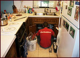 Kitchen Plumbing Services in Jacksonville, FL
