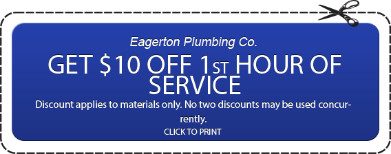 Plumbing $10 Coupon on 1st Hour of Services
